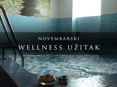 novembarski wellness užitak